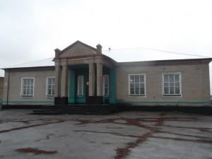 клуб с.Ново-Воскресенка