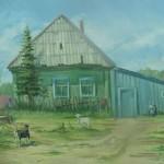 "Борис Казиев - ""Соседский дом"""