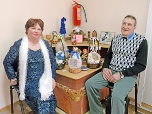 супруги Бердаус Владимир и Любовь