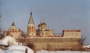 монастырь в Могочино